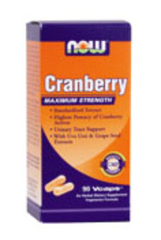 Экстракт Клюквы NOW foods Cranberry